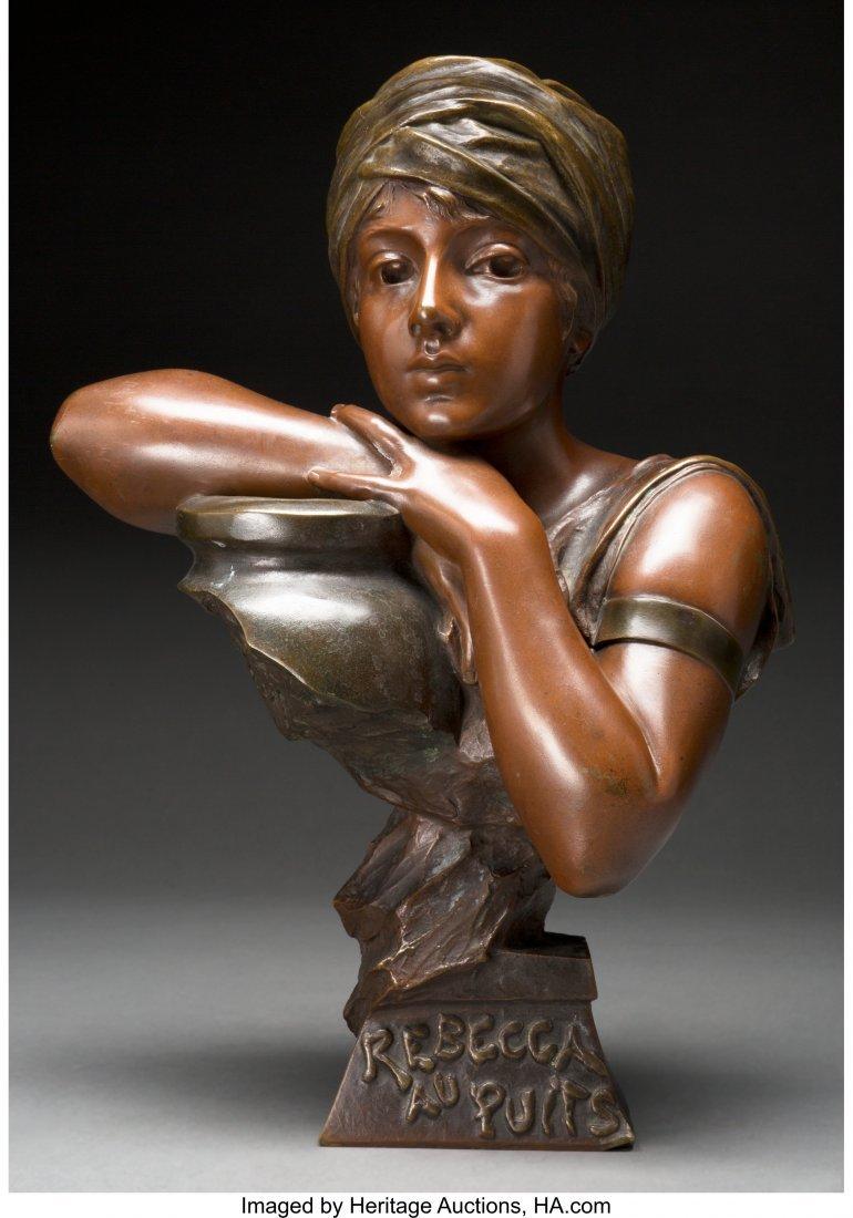 63705: Emmanuel Villanis (French, 1858-1914) Rebecca au