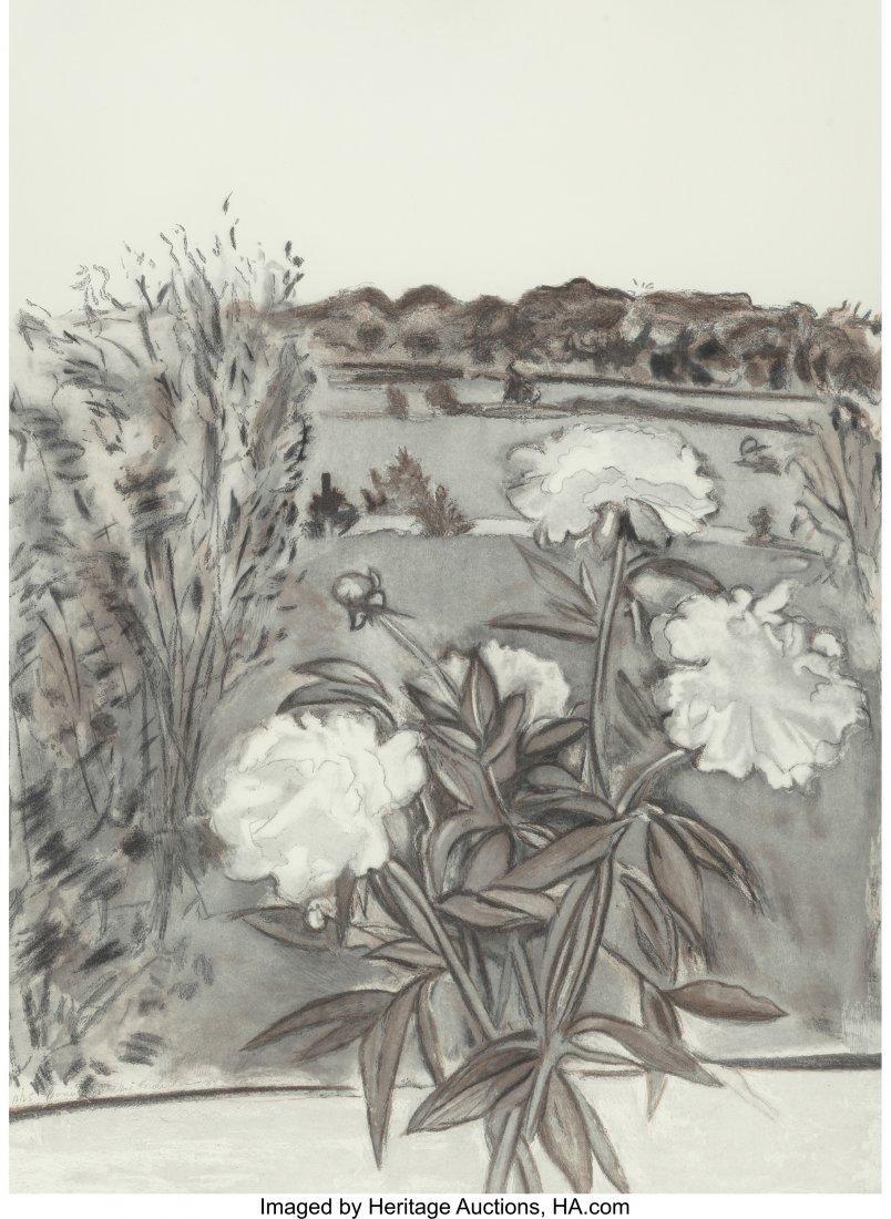 63806: Jane Freilicher (American, b. 1924) Peonies, 198
