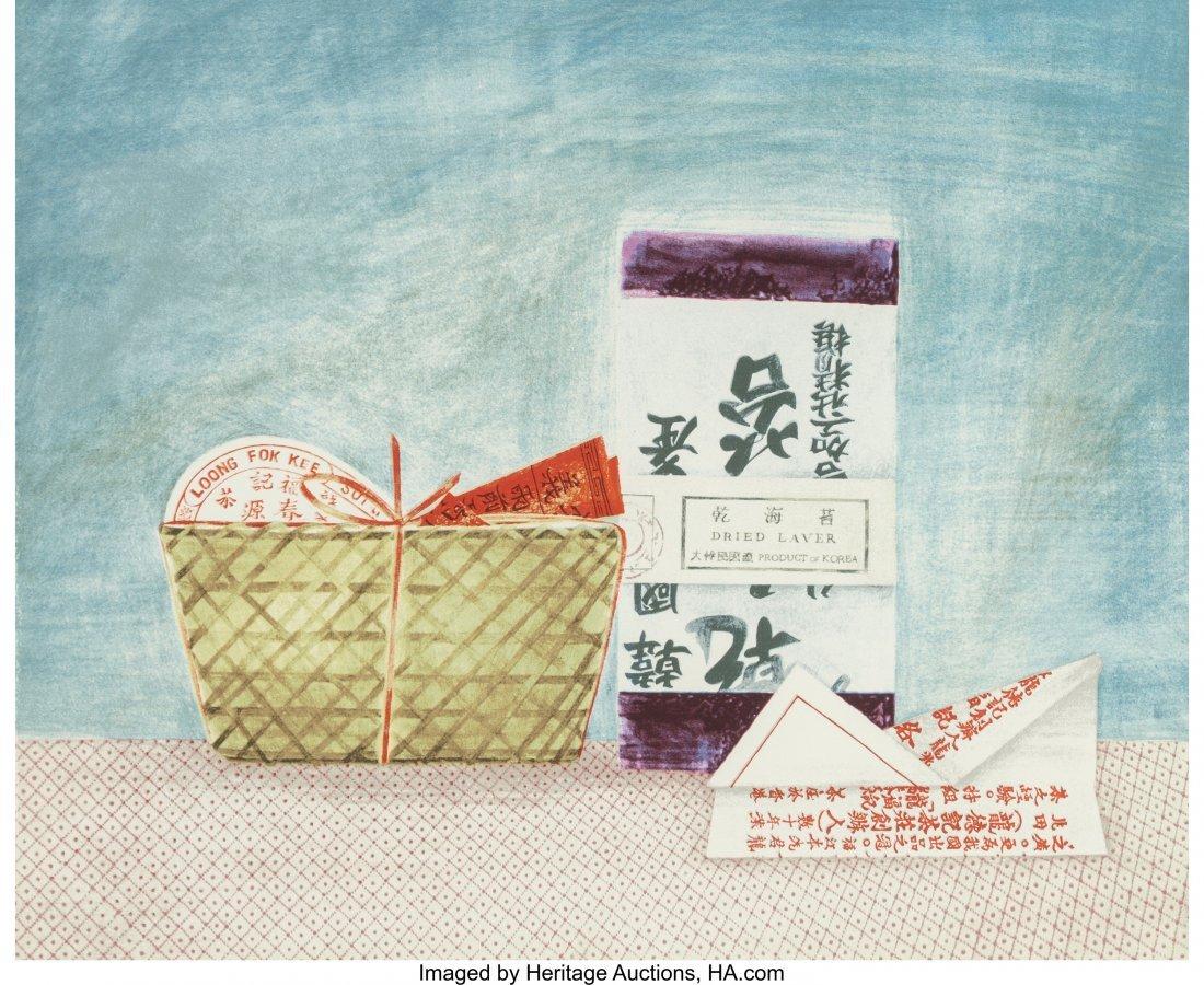 63810: Mary Faulconer (American, 1912-2011) China Tea L