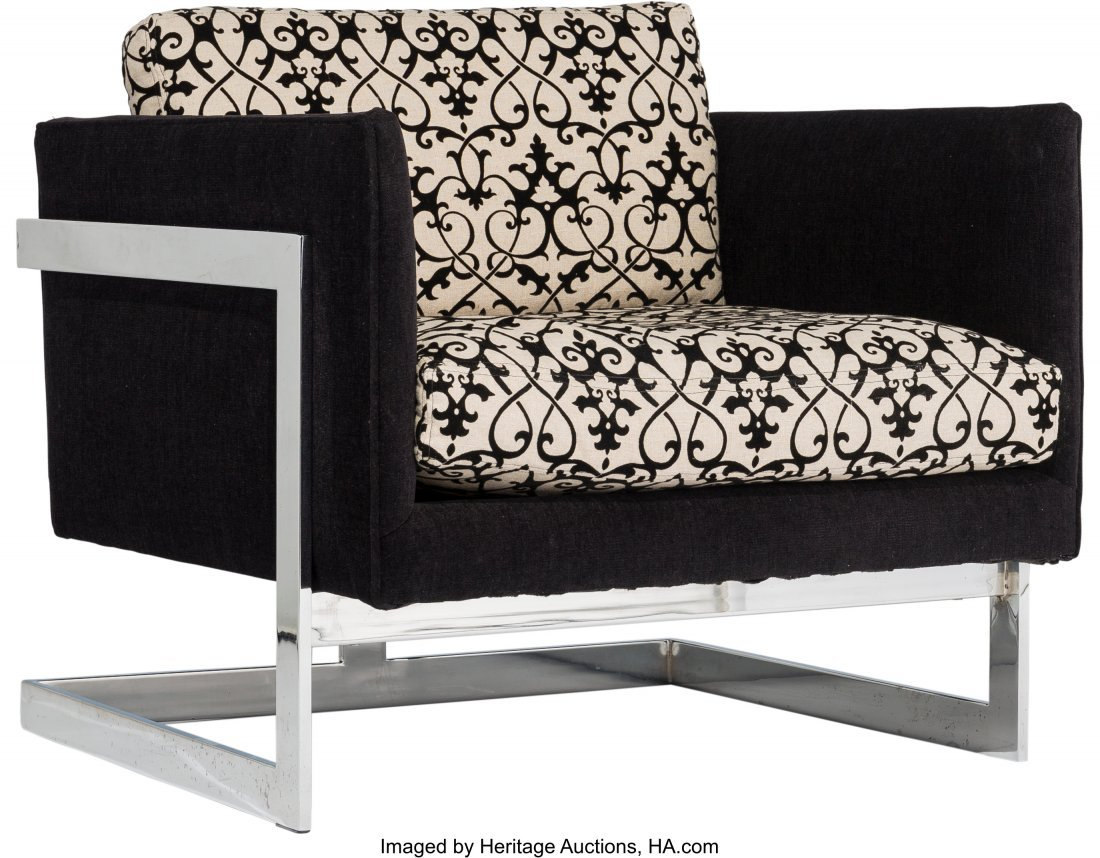 63575: Milo Baughman for Thayer Coggin Upholstered and