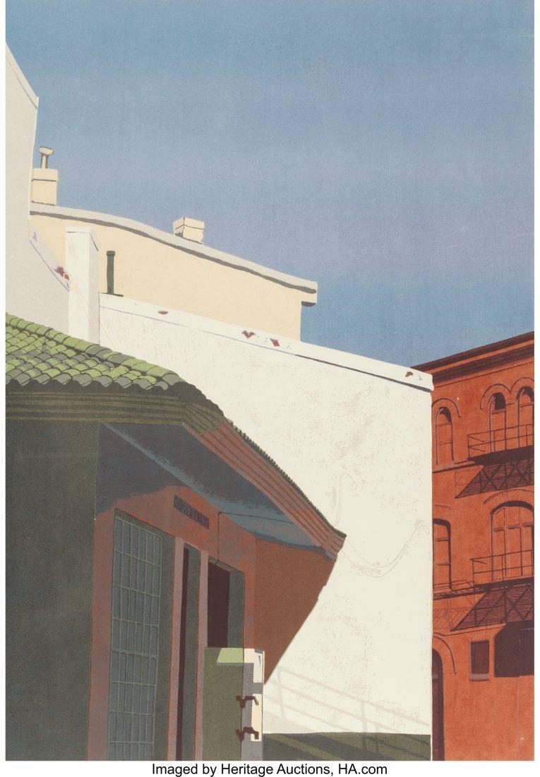 63816: Nancy McIntyre (American, b. 1950) Front Street,