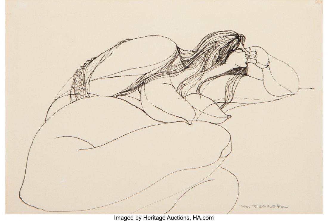63884: Masami Teraoka (Japanese, b. 1936) Untitled, cir