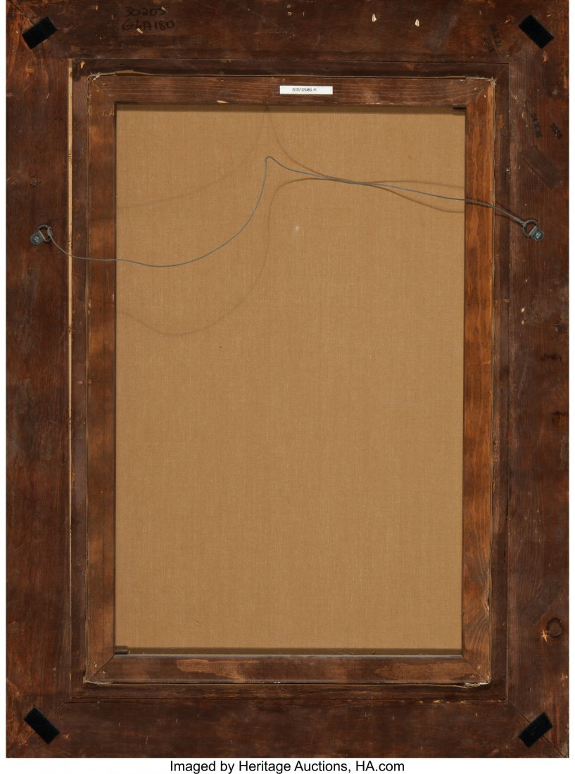 63887: After Sir Joshua Reynolds Portrait of Richard Pe - 4