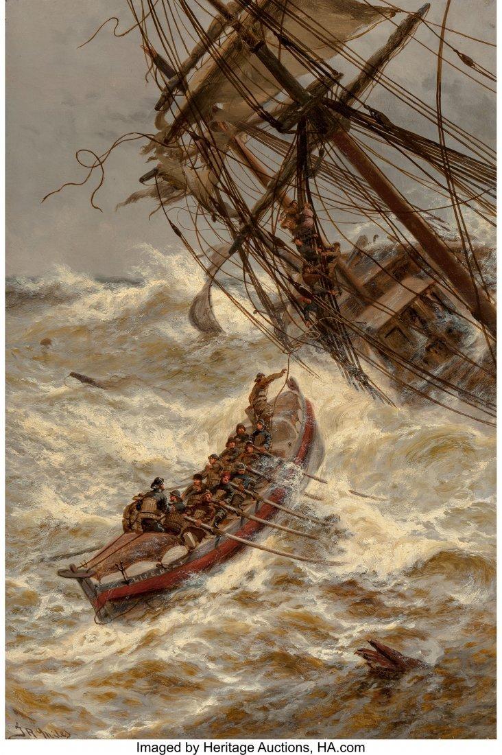 63894: Thomas Rose Miles (British, 1844-1916) Just in T