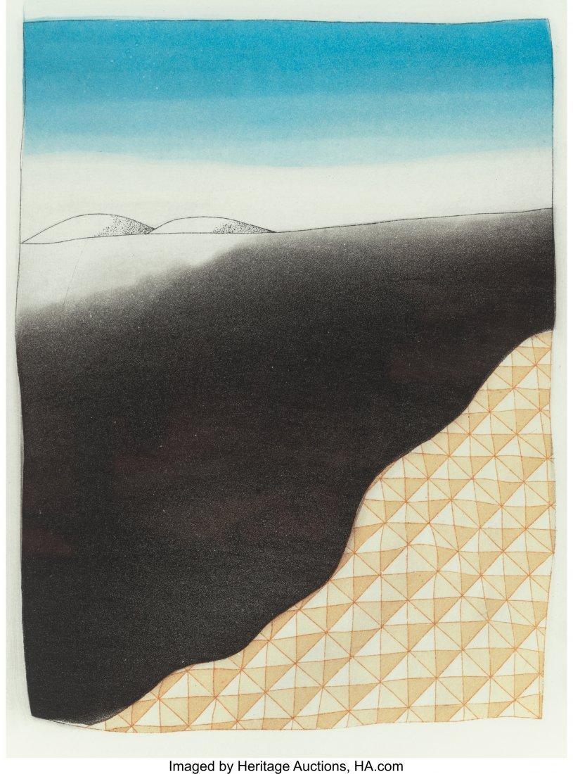 63830: Michael Harrison (American, 20th Century) Moonri