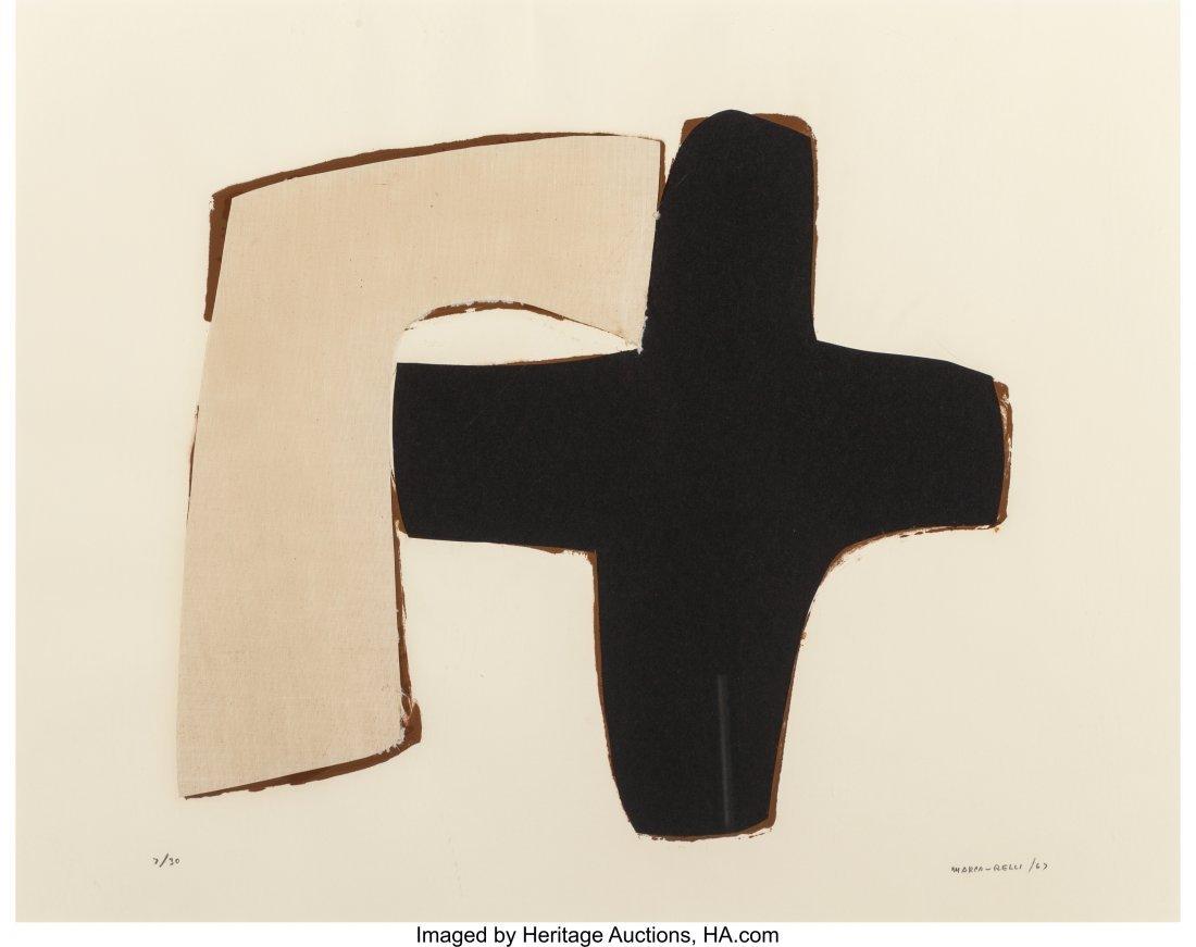 63839: Conrad Marca-Relli (1913-2000) Ibiza VI, 1967 Co