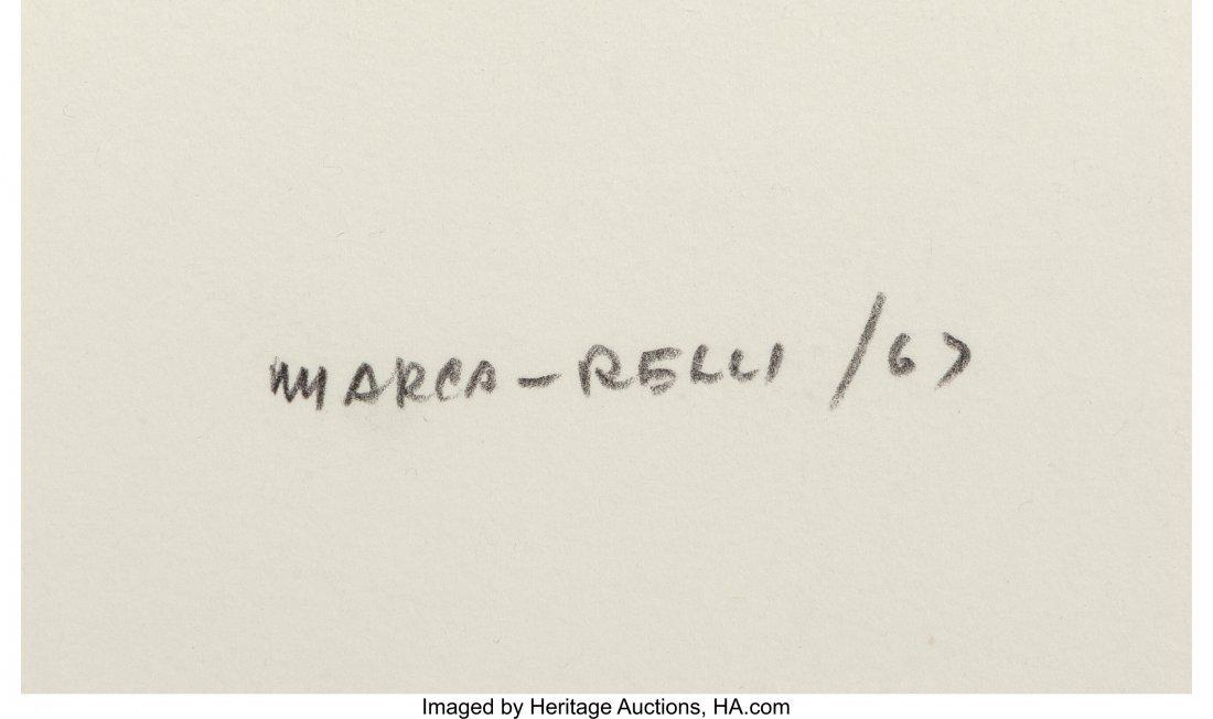 63839: Conrad Marca-Relli (1913-2000) Ibiza VI, 1967 Co - 3