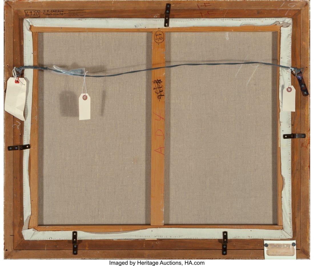 63911: Jean-Pierre Capron (French, 1921-1997) Landscape - 4