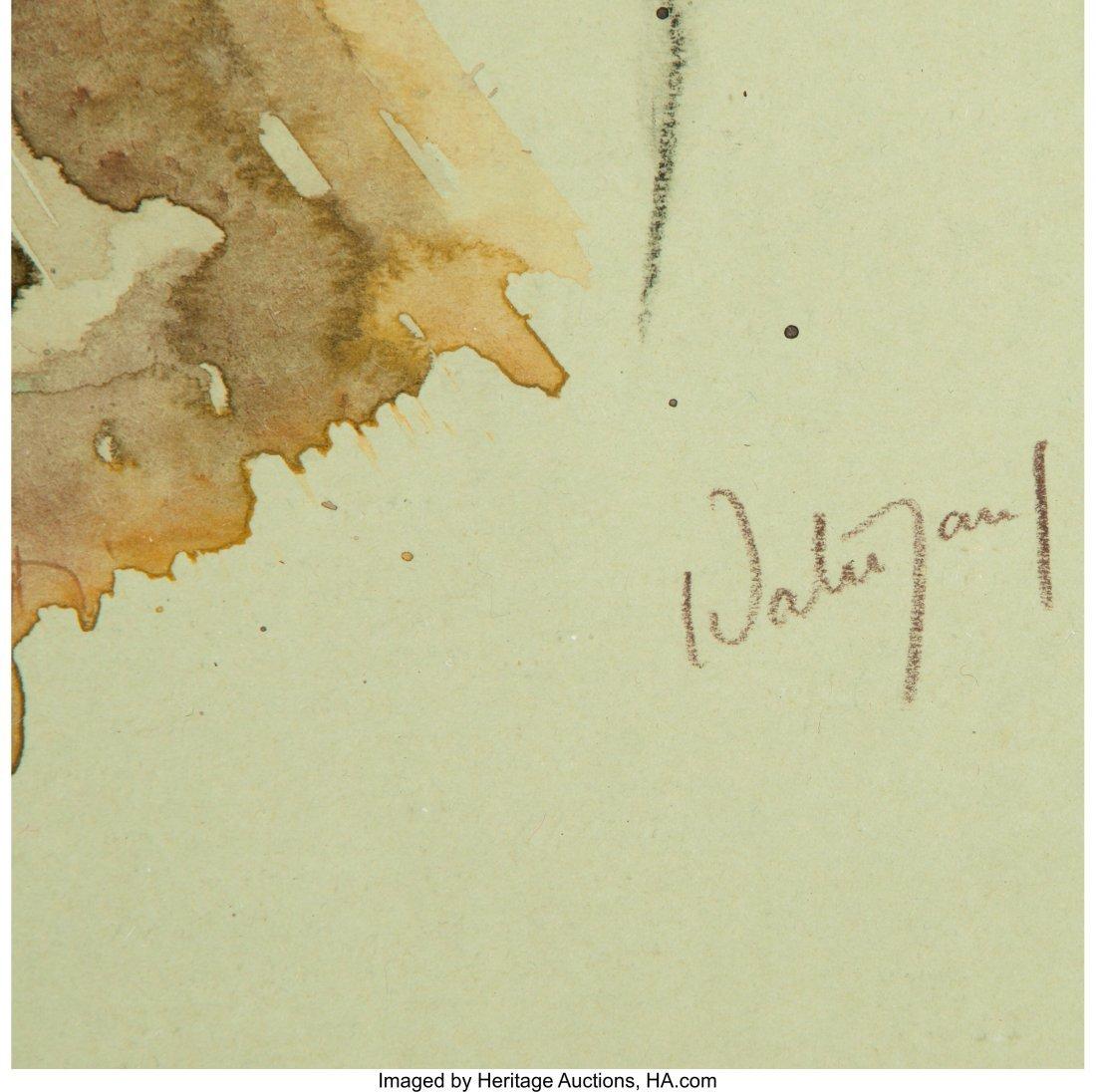 63912: Hubert de Watrigant (French, b. 1954) Blue White - 3