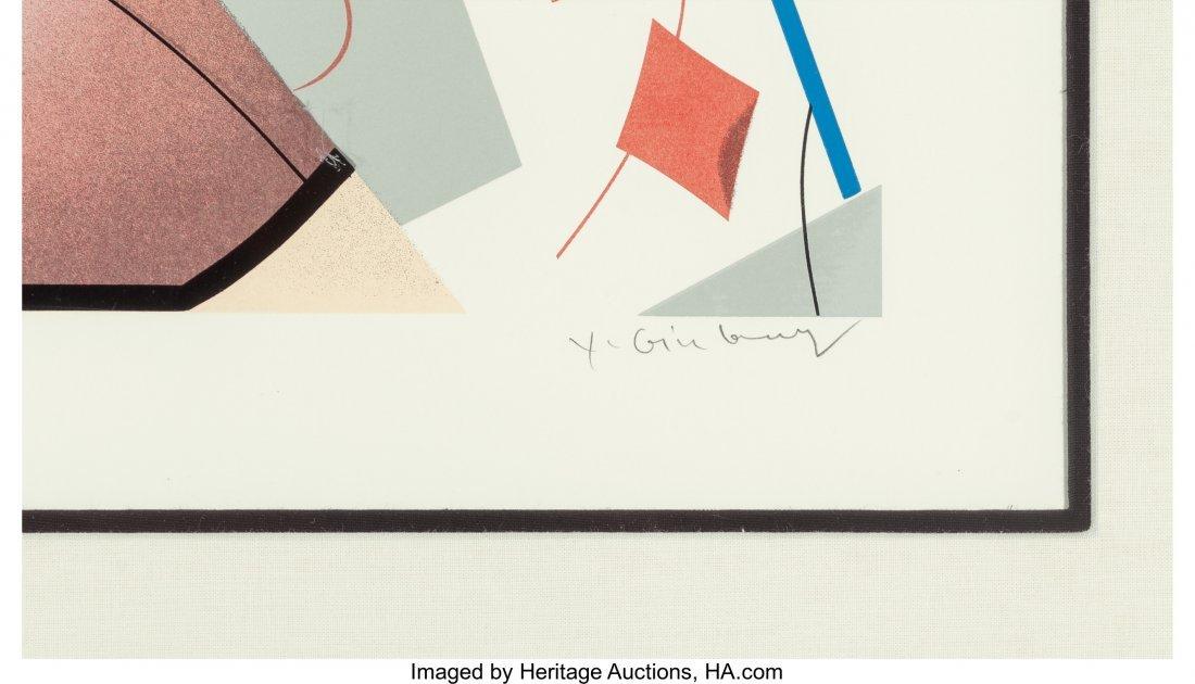 63857: Yankel Ginzburg (American, b. 1945) Set of Six L - 8