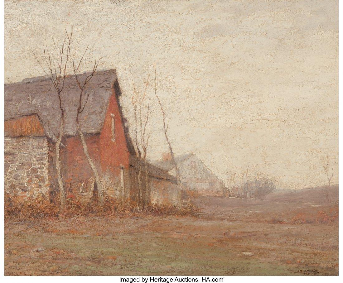 63925: George Matthew Bruestle (American, 1872-1939) Re