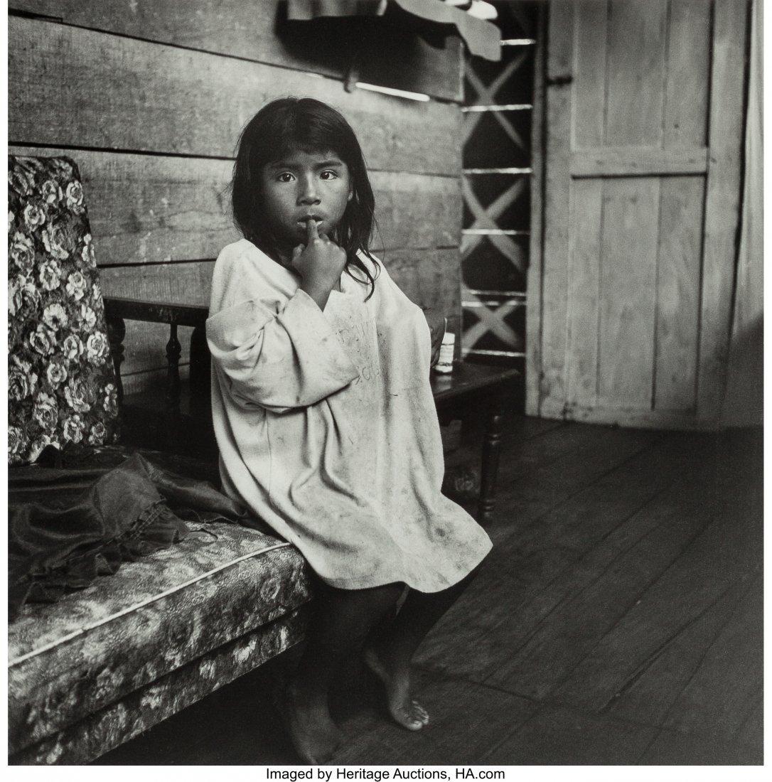 63875: Melanie L. Wells-Alvarado (Costa Rican, 20th Cen