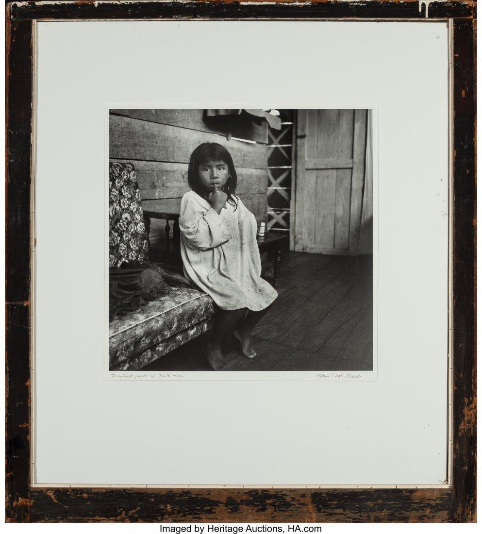 63875: Melanie L. Wells-Alvarado (Costa Rican, 20th Cen - 2