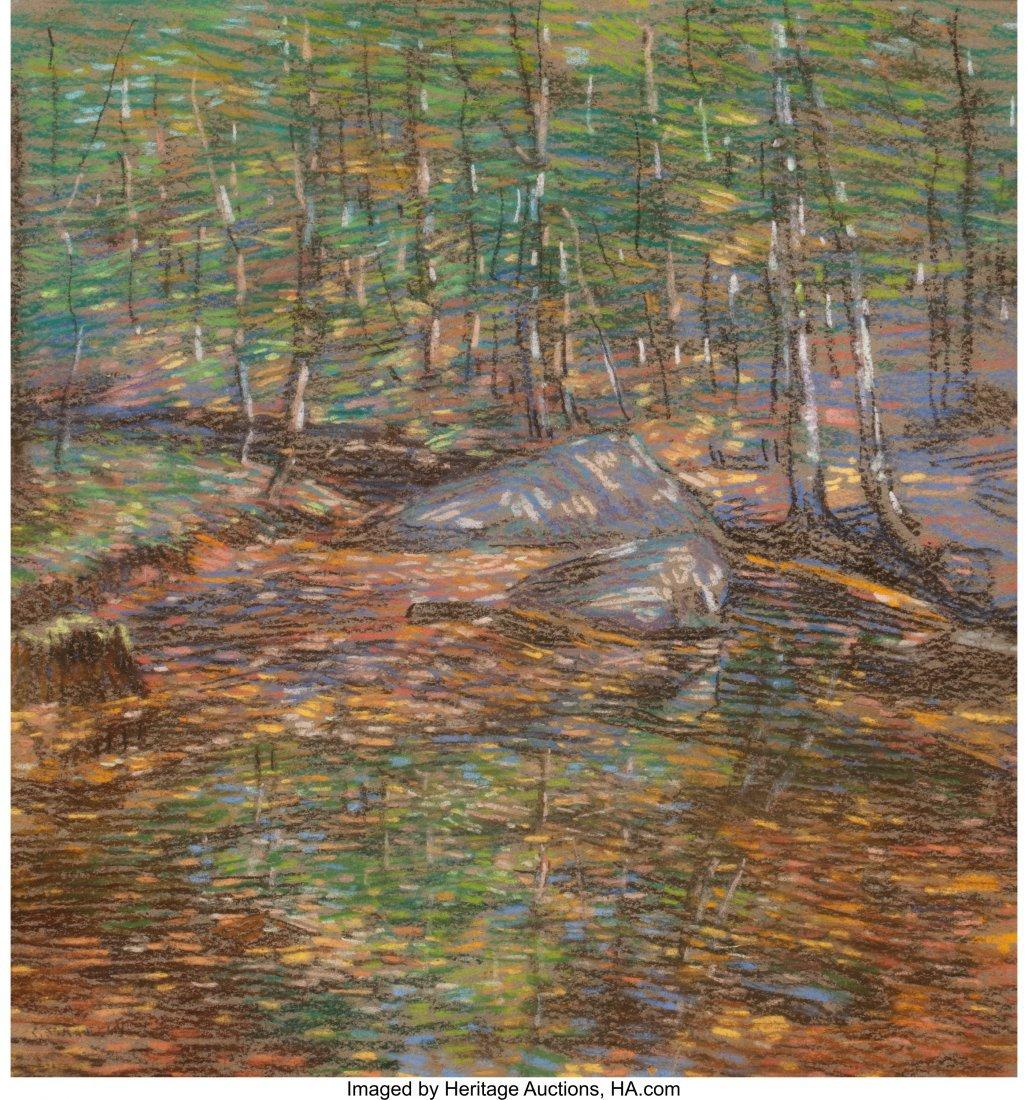 63951: Charles Salis Kaelin (American, 1858-1929) Trees