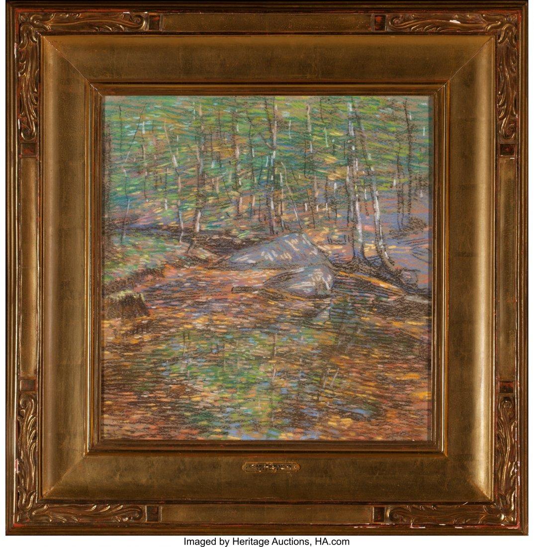 63951: Charles Salis Kaelin (American, 1858-1929) Trees - 2