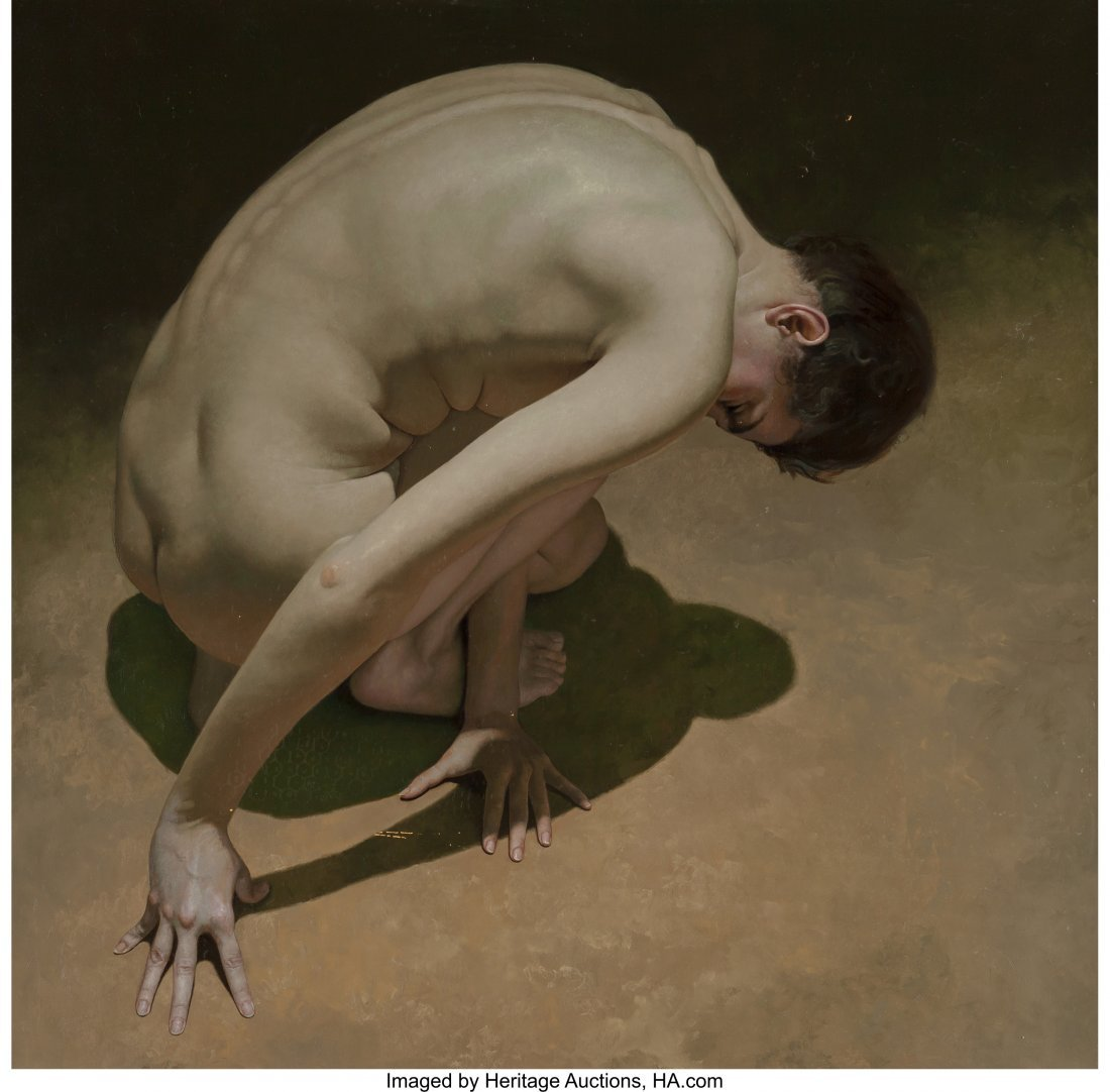 63961: Nancy Depew (American, b. 1955) Temptation, 2003