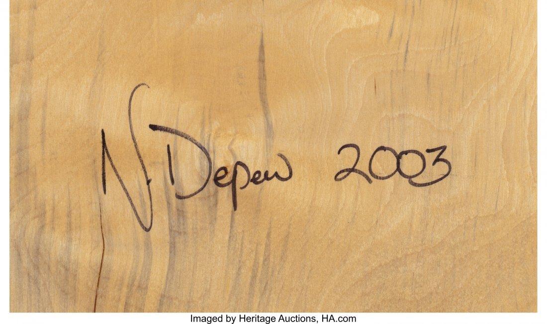 63961: Nancy Depew (American, b. 1955) Temptation, 2003 - 3