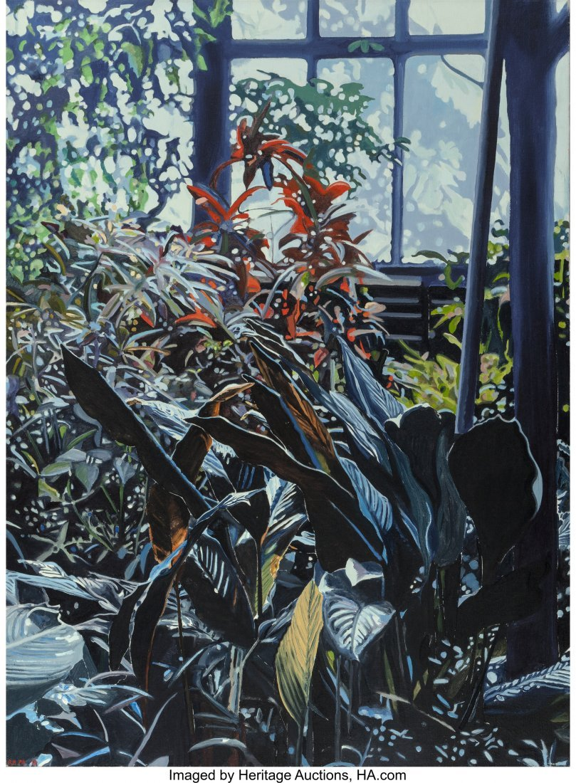 63969: Roger Howrigan (American, 20th Century) Untitled