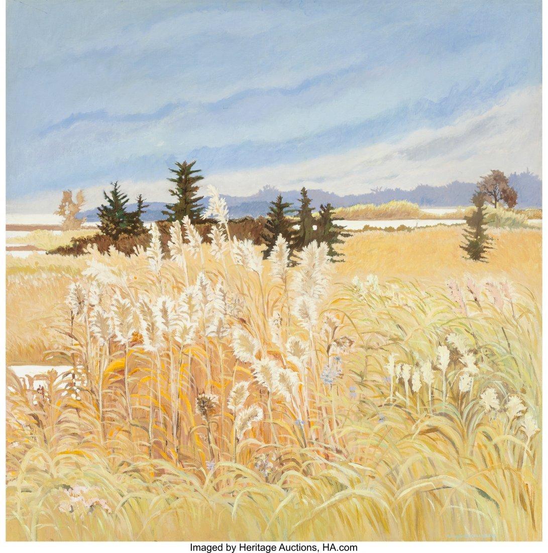 63970: Nancy Wissemann-Widrig (American, b. 1929) Autum