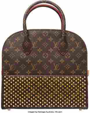 58059: Louis Vuitton Limited Edition Christian Loubouti