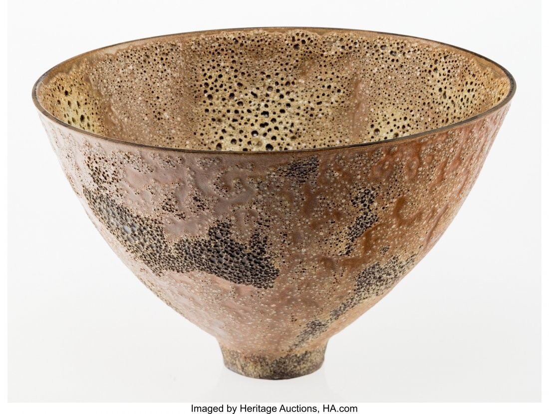 67006: James Lovera (American, 1920-2015) Bowl, circa 1
