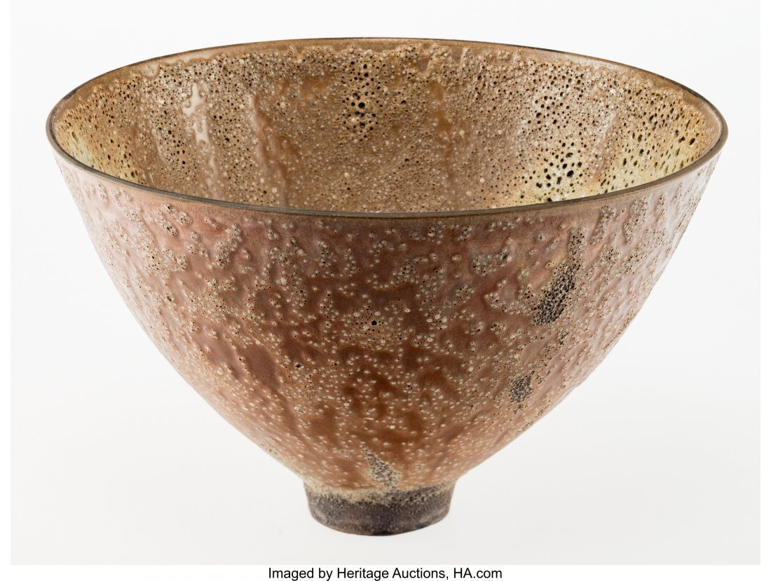 67006: James Lovera (American, 1920-2015) Bowl, circa 1 - 2