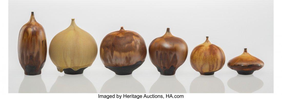67015: Rose Cabat (American, 1914-2015) Six Feelies, 19 - 4