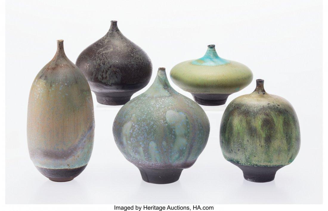 67016: Rose Cabat (American, 1914-2015) Five Feelies, 1