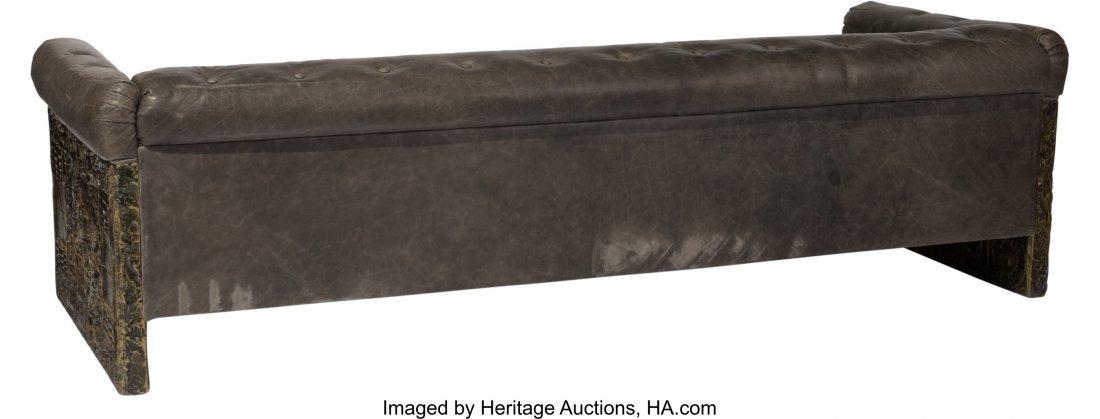 67023: Adrian Pearsall (American, 1925-2011) Sofa, circ - 2