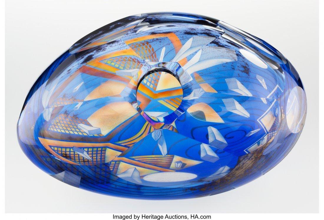 67112: David Schwarz (American, b. 1952) Vase from the  - 2