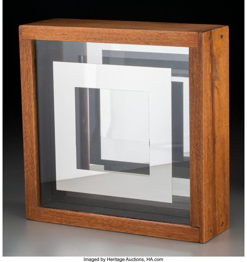 67035: Rodney Quiriconi (American, b. 1933) Closed Squa