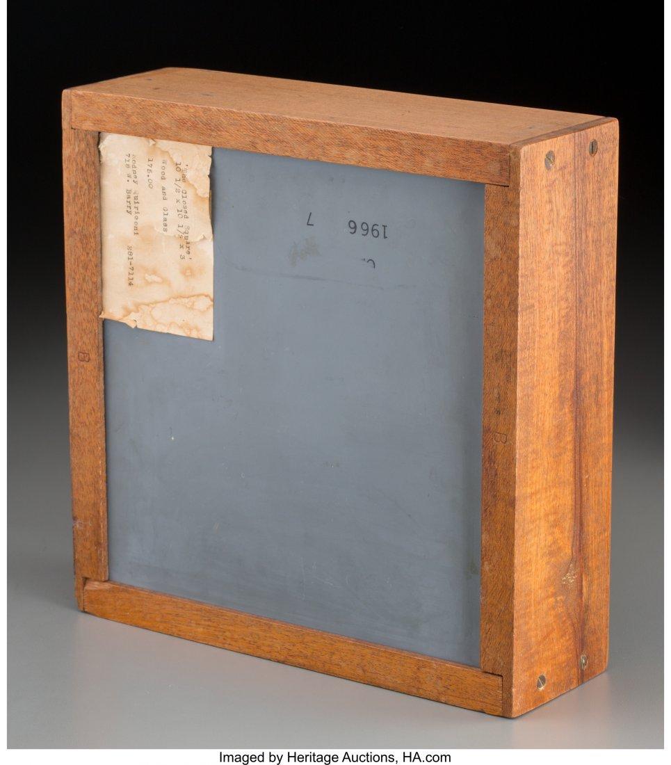 67035: Rodney Quiriconi (American, b. 1933) Closed Squa - 2