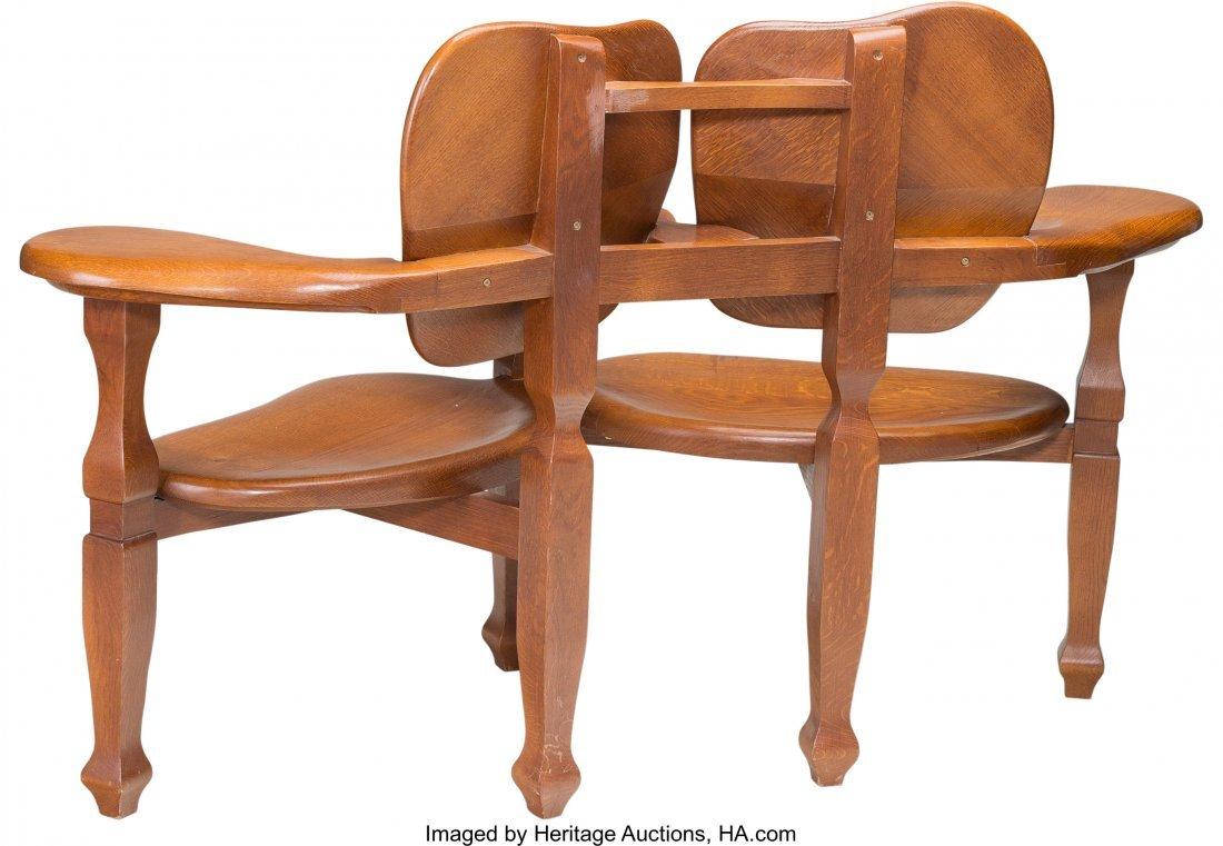 67038: Antoni Gaudi (Spanish, 1852-1926) Batllo Bench,  - 2