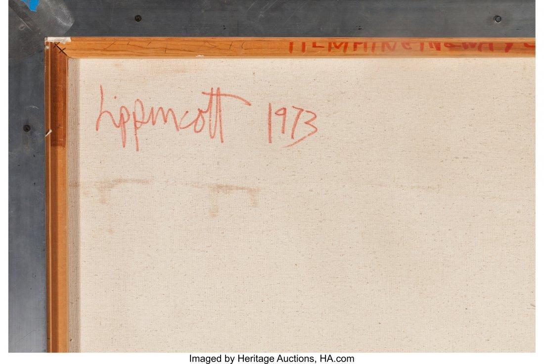 67050: Janet Lippincott (American, 1918-2007) Hemingway - 4