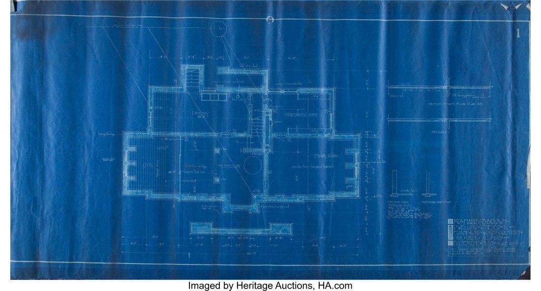 67062: Frank Lloyd Wright (American, 1867-1959) Set of