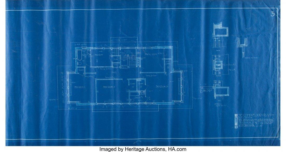 67062: Frank Lloyd Wright (American, 1867-1959) Set of  - 3