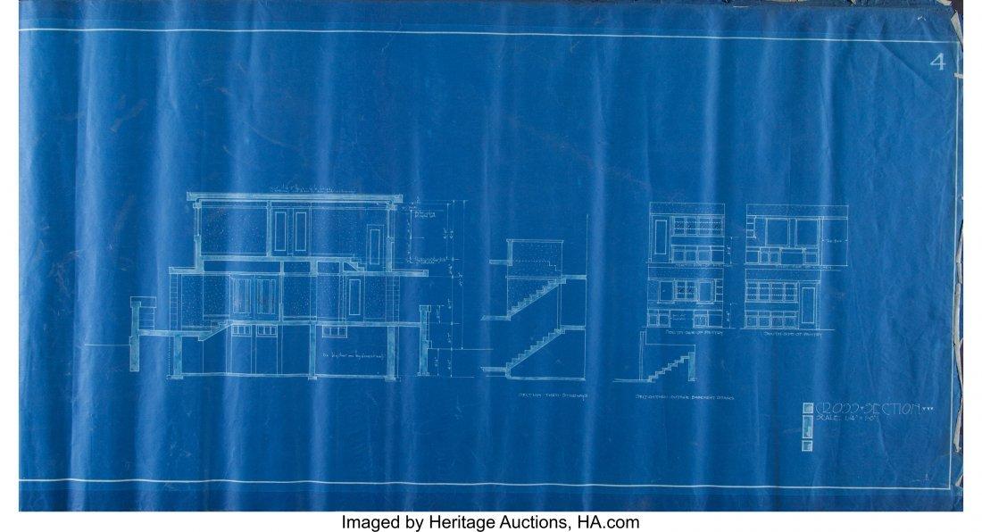 67062: Frank Lloyd Wright (American, 1867-1959) Set of  - 4