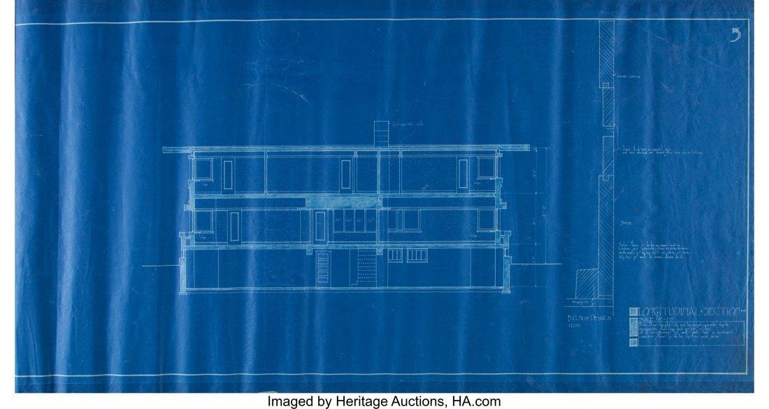 67062: Frank Lloyd Wright (American, 1867-1959) Set of  - 5