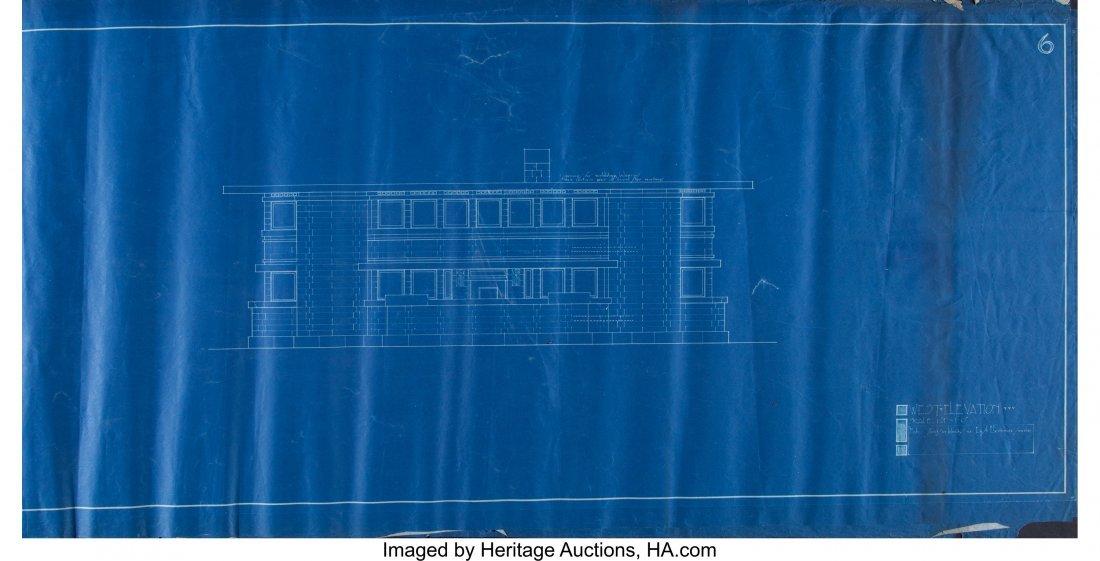 67062: Frank Lloyd Wright (American, 1867-1959) Set of  - 6