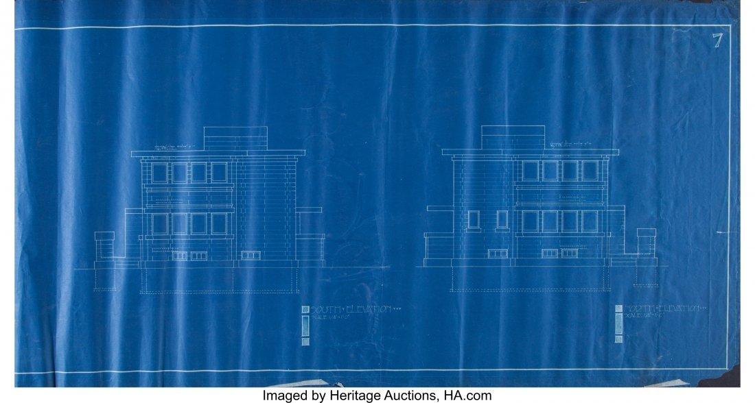 67062: Frank Lloyd Wright (American, 1867-1959) Set of  - 7