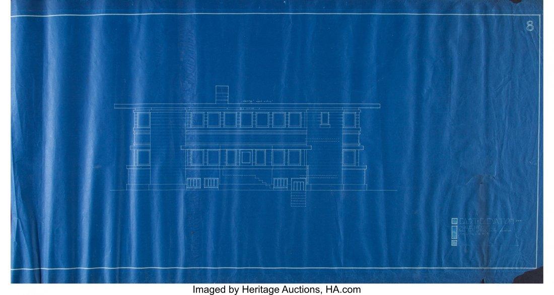 67062: Frank Lloyd Wright (American, 1867-1959) Set of  - 8