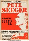 89278: Pete Seeger Stanford Memorial Auditorium Concert