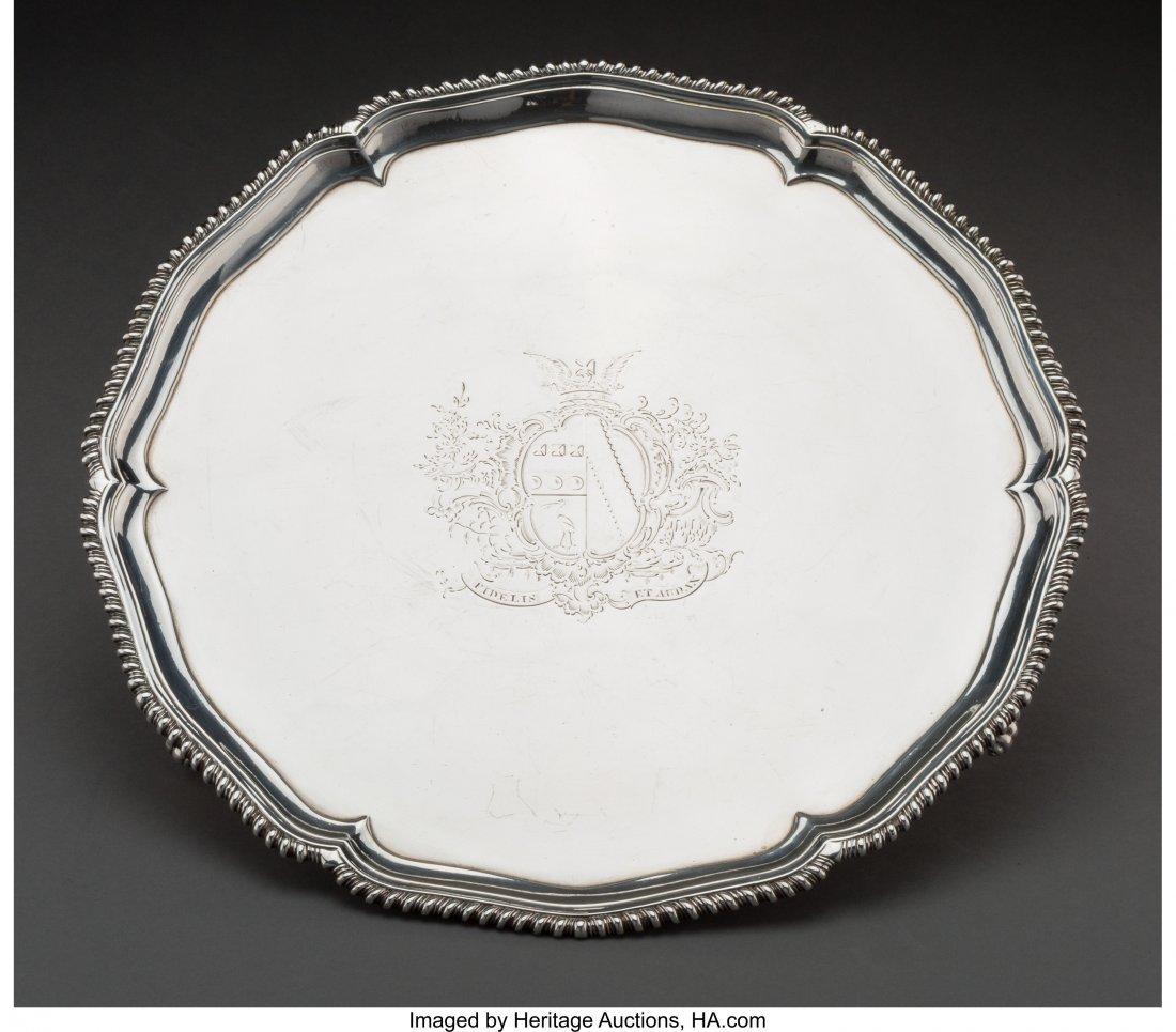 74002: A Thomas Hannam & John Carter George III Silver