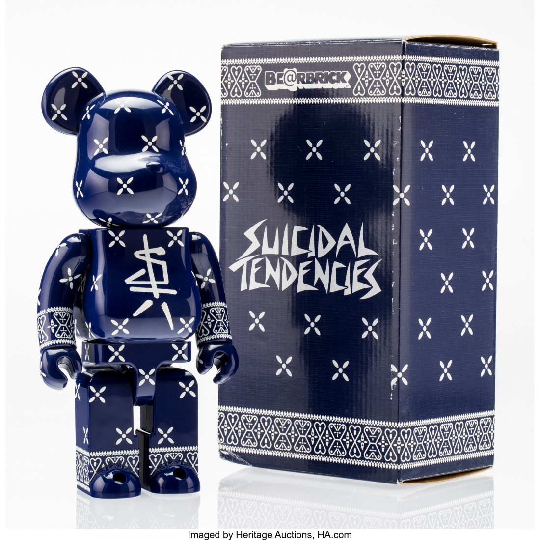 11191: BE@RBRICK X Suicidal Tendencies Suicidal Tendenc
