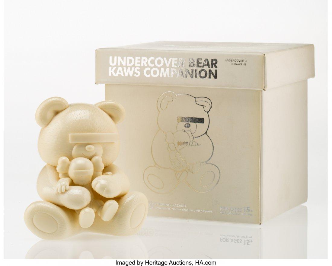 11033: KAWS (American, b. 1974) Companion, Undercover B