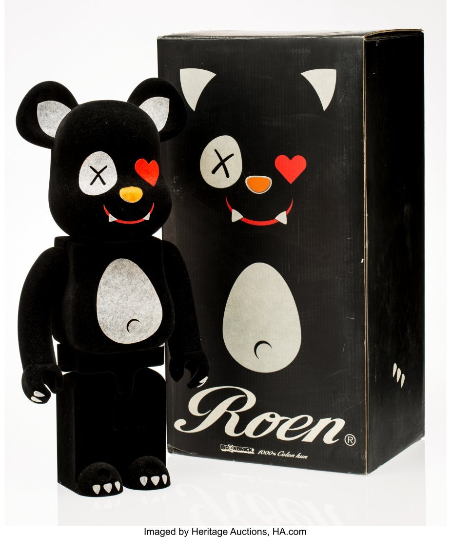 11188: BE@RBRICK X Roen Roen Be@rbrick 1000%, 2009 Cast