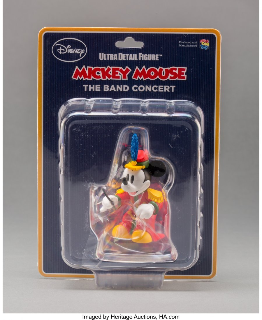 11254: Disney Mickey Mouse, from The Band Concert (UDF