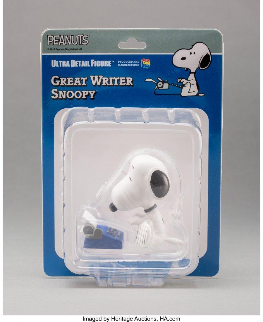 11261: Peanuts Great Writer Snoopy (UDF #253), 2016 Pai