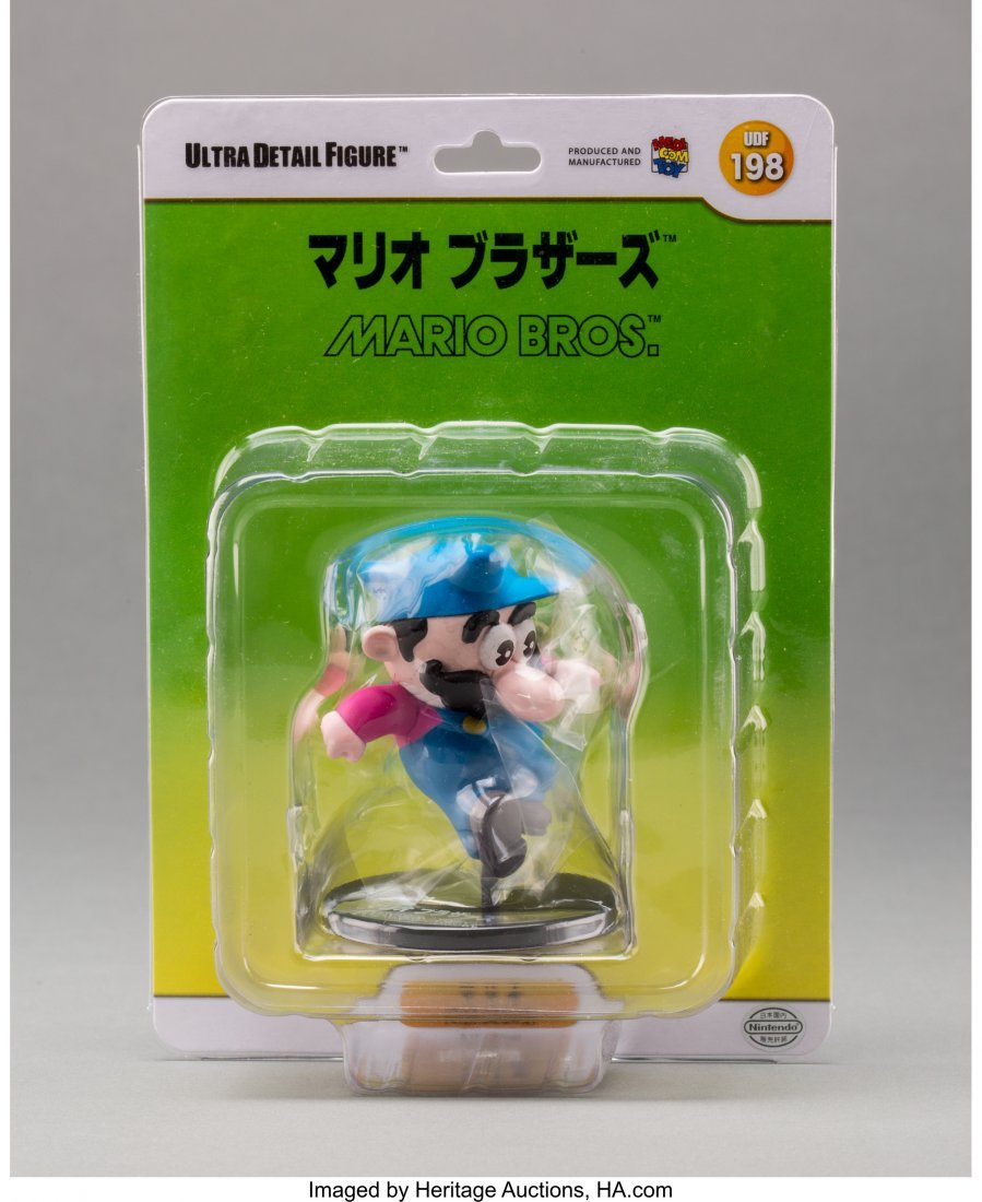 11265: Nintendo Mario, from Mario Bros. (UDF #198), 201