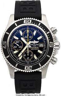 54086 Breitling Ref A1334102 SuperOcean II Divers